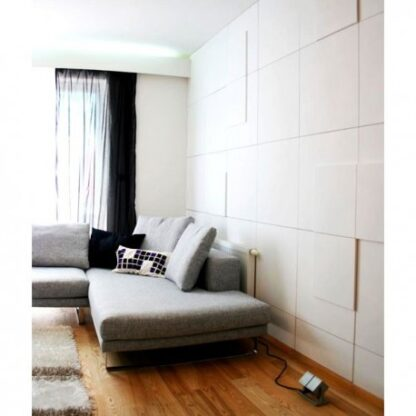Double Square 3D Wall Panels