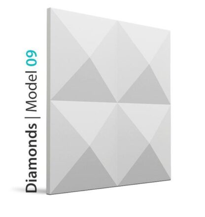 Diamonds 3D Wall Panels