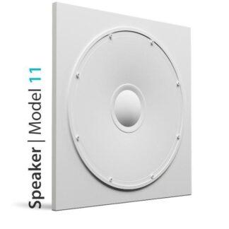 Speaker 3D Wall Panels