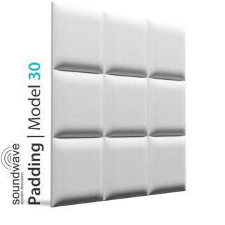 Padding 3D Wall Panels