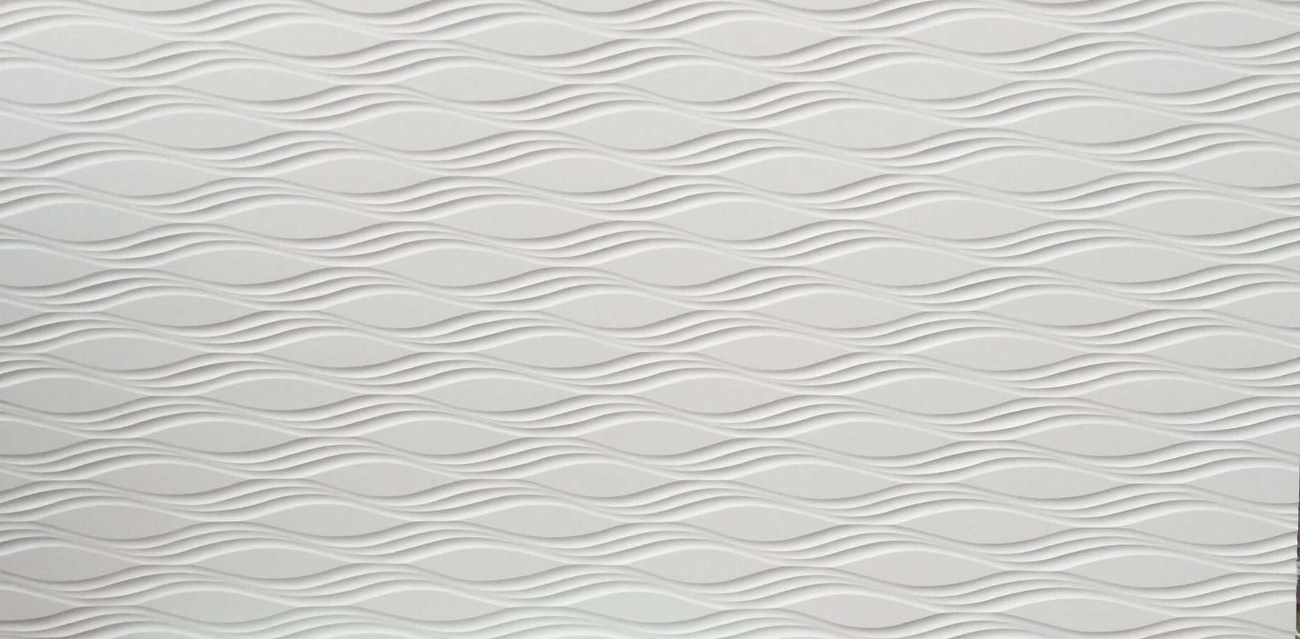 Ovally MDF 3D Wall Panel