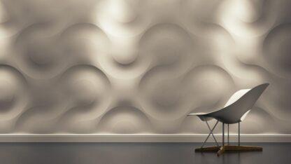 Curves 3D Wall Panels