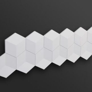 Cube 3D Wall Panel